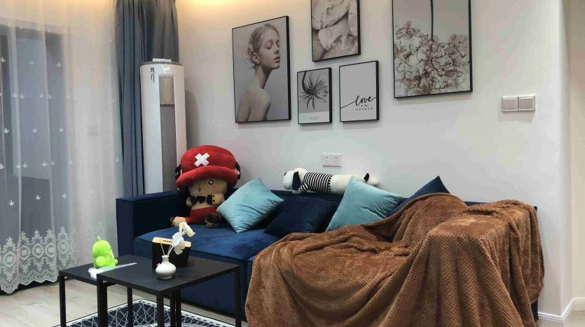 Spacious 2BR Apartment at Dapuqiao HAO Realty Shanghai HAOMS023767
