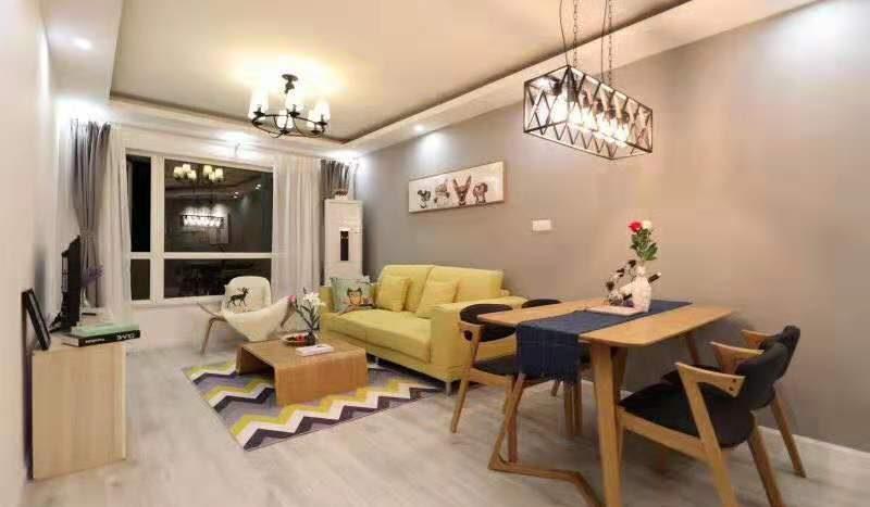 Spacious 2BR Apartment in Chez Moi HAO Realty Shanghai HAOTZ026534