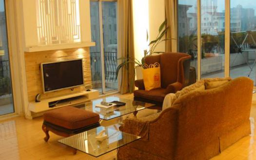 Spacious 4BR Apartment in Tomson Xingguo Garden HAO Realty Shanghai HAOLC028007