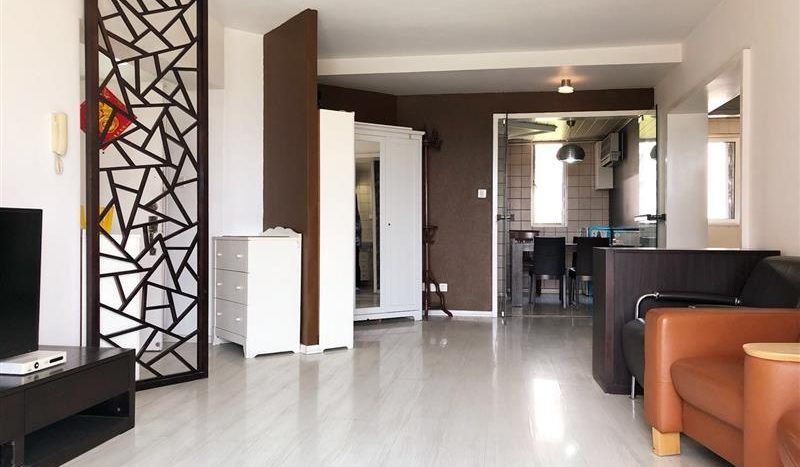 Sunny 2BR Apartment in Downtown HAO Realty Shanghai HAOEC026117