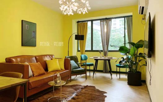 Renovated Apartment in Former French Concession HAO Realty Shanghai HAOJH030599