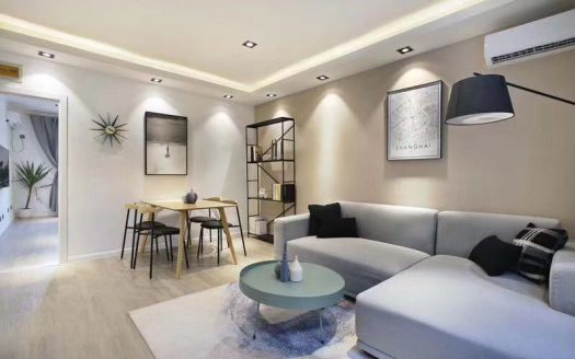 Renovated Apartment in West Nanjing Road Area HAO Realty Shanghai HAOMW030023