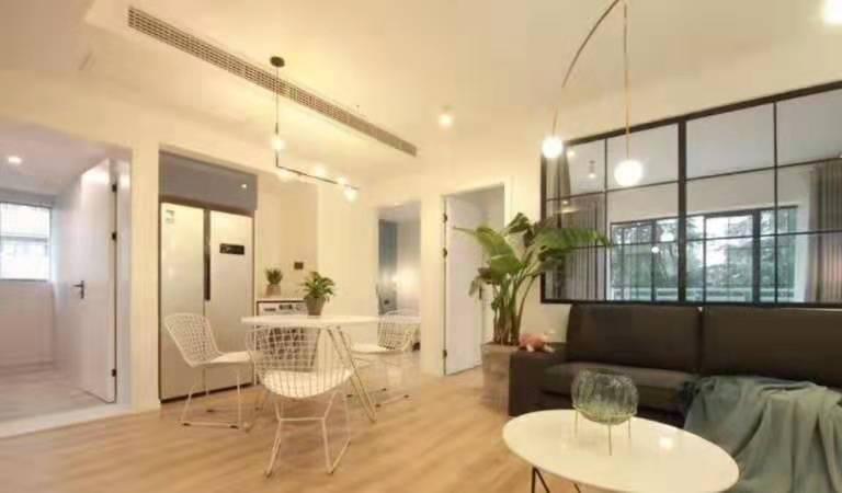Modern Apartment in Xujiahui Area HAO Realty Shanghai HAOJH037174