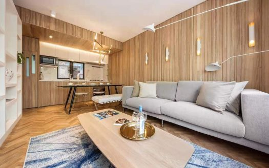 Renovated Apartment in Former French Concession HAO Realty Shanghai HAOJH040708