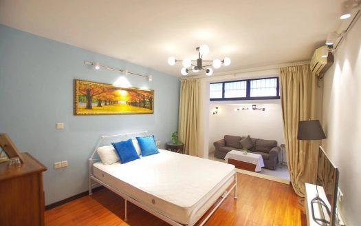 Renovated Apartment next to Tianzifang HAO Realty Shanghai HAOMS046764